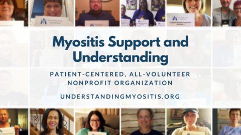 Myositis Support and Understanding Association