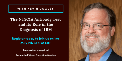 The NT5C1A Antibody Test and its Role in the Diagnosis of IBM with Kevin Dooley