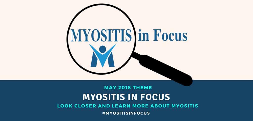 Myositis in Focus, Awareness Theme 2018