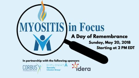 Myositis in Focus: A Day of Remembrance