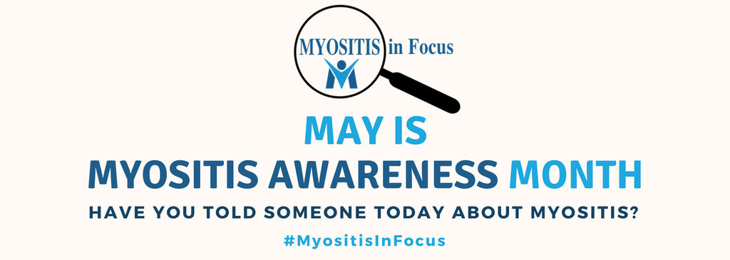 Myositis Awareness Month