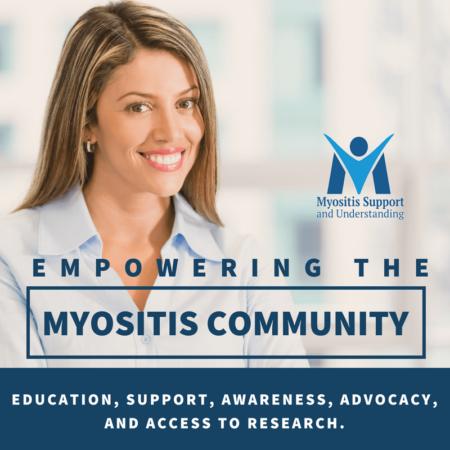 Empowering the Myositis Community