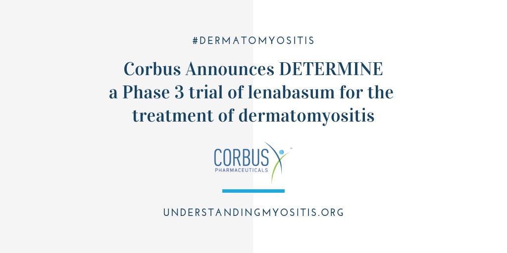 Phase 3 Study in Dermatomyositis