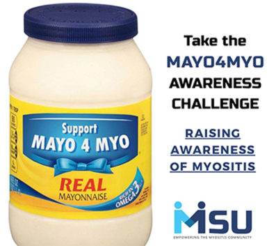 Take the Mayo 4 Myositis Challenge