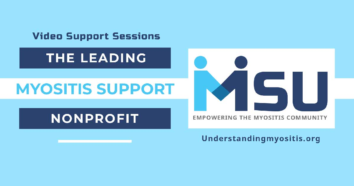 MSU, Myositis Video Support Sessions