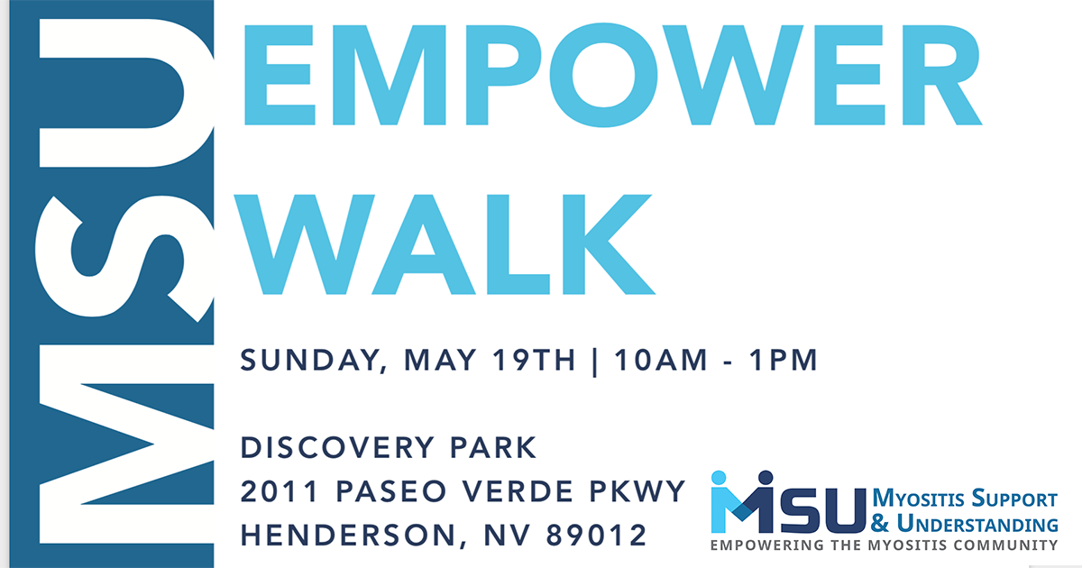 MSU Empower Walk Vegas