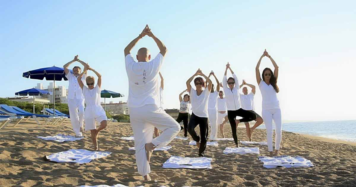 How Meditation and Yoga Can Improve Life for Seniors and Caregivers