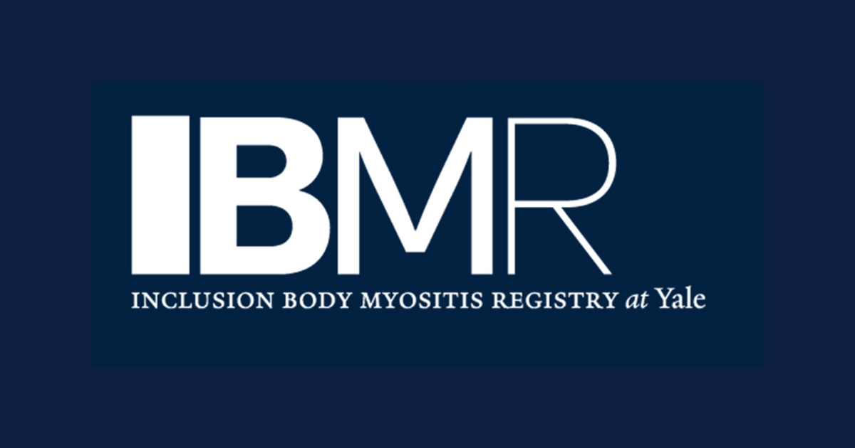 Join the Yale Inclusion Body Myositis Registry