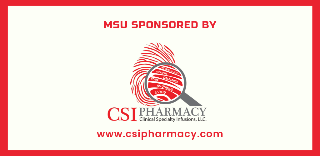 CSI Pharmacy is a sponsor of MSU