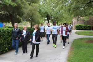 Myositis Empower Walk