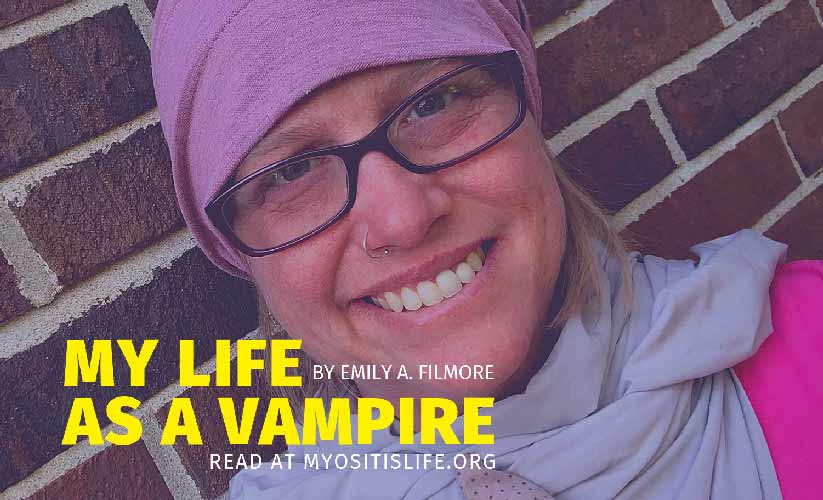 My Life as a Vampire by Emily A. Filmore
