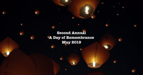 "Second Annual ""A Day of Remembrance"""
