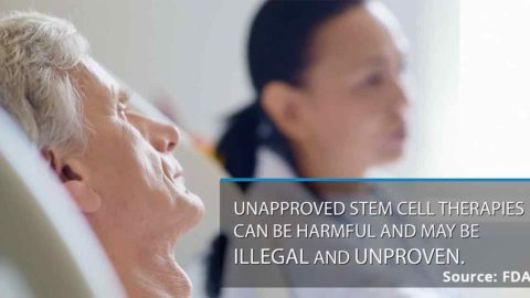 FDA Warning About Stem Cell Therapies