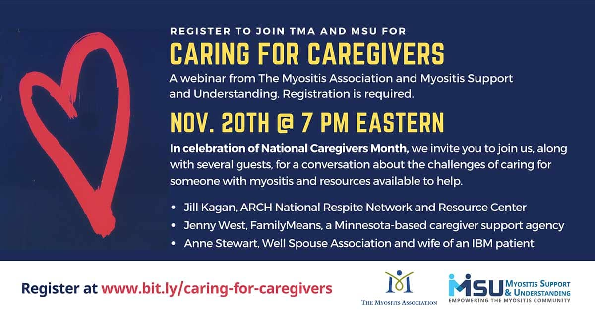 Caring for Caregivers webinar by TMA and MSU