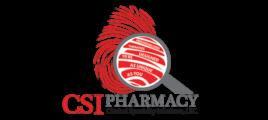 CSI Pharmacy, a 2020 sponsor of MSU and Myositis LIFE