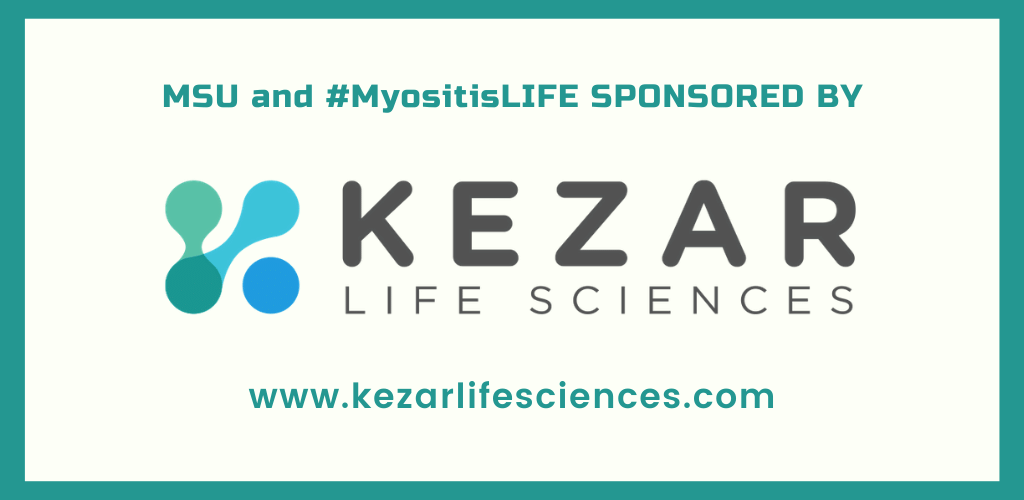 Kezar Life Sciences, a 2020 sponsor of MSU and Myositis LIFE