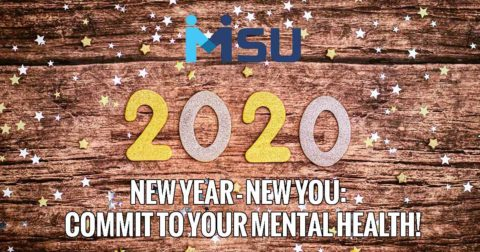 New Year - New You: Commit to Your Mental Health!