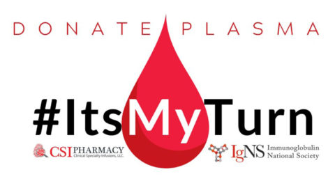 #ItsMyTurn: Becoming a Plasma Donor Hero
