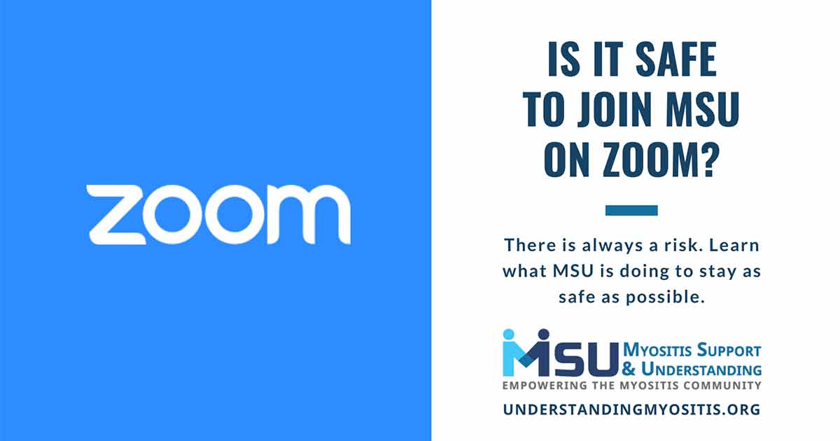 Is it safe to join MSU Zoom sessions?