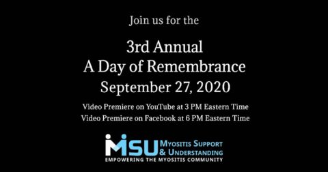 "3rd Annual ""A Day of Remembrance"""
