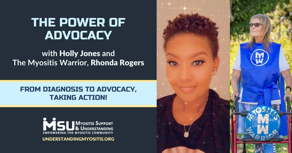 The Power of Advocacy with Holly Jones and Rhonda Rogers