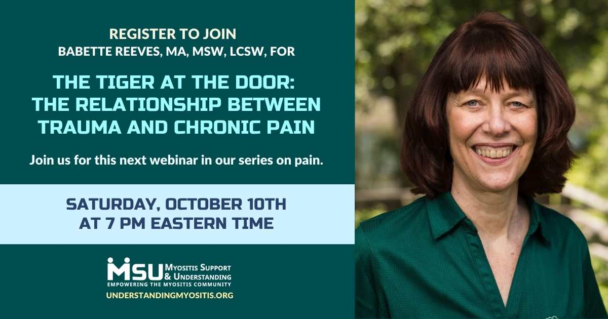 The Tiger at the Door: The Relationship between Trauma and Chronic Pain