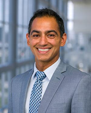 Dr. Salman Bhai, Neurology, UT Southwestern