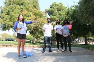 2nd Annual Myositis Empower Walk, The Landman's speaking