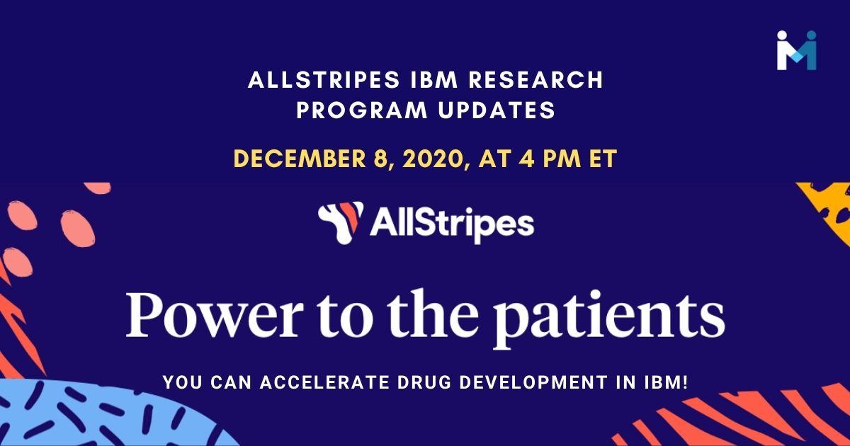 AllStripes IBM Research Program Updates