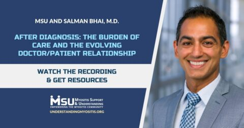After Diagnosis: The Burden of Care and the Evolving Doctor/Patient Relationship with Dr. Salman Bhai