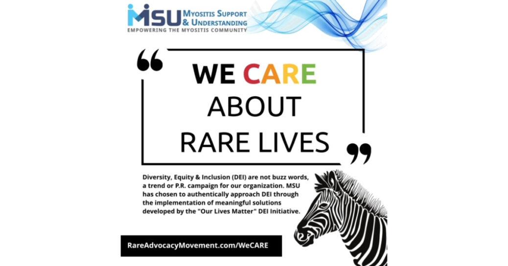 MSU cares about Rare Lives