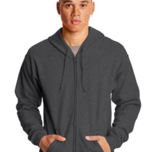 MSU Men's Zip up Hoodie