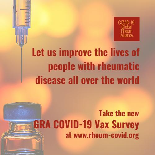 Global Rheumatology Alliance COVID-19 Vax Survey
