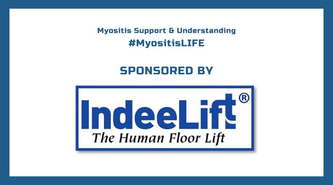 IndeeLift, a 2021 sponsor of MSU and Myositis LIFE