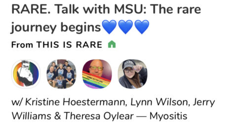 RARE. Talk with MSU hosted by This Is RARE.