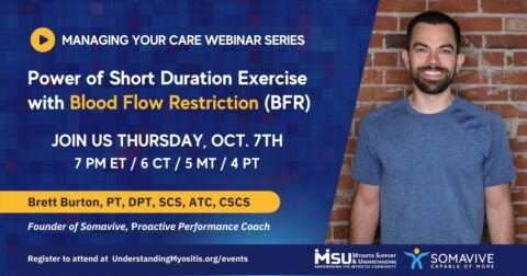 Power of Short Duration Exercise with Blood Flow Restriction (BFR)