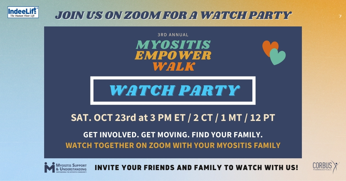 Join us on Zoom for a watch party